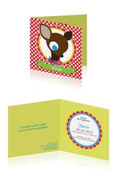 Zelf geboortekaartjes maken? Kijk snel op www.babystuffcompany.nl