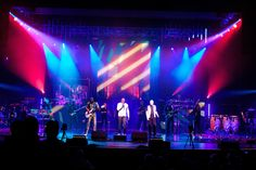 Earth Wind and Fire has the audience on its feet during a spectacular concert on The Palace Theatre Stamford's Harman Stage