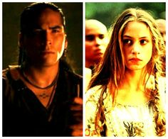 Uncas & Alice -The Last of the Mohicans