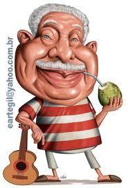 caricaturas brasileiras - Pesquisa Google-caymmi