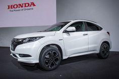 Honda Vezel Dipamerkan Di Tokyo Motor Show Jepang - http://www.hargahonda.com/honda-vezel-dipamerkan-toky/