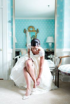Stephanie Yonce Photography on Tidewater and Tulle | Timeless Teal and Pink Richmond Wedding