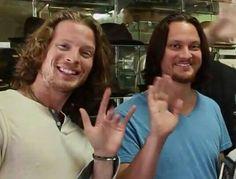 Tim and Austin