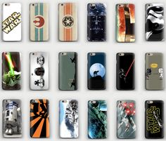 Star Wars phone case for Iphone 4 4S 5 5S 6 6plus Samsung Galaxy S3 S4 S5 plastic cover by Onprint on Etsy https://www.etsy.com/listing/247026202/star-wars-phone-case-for-iphone-4-4s-5