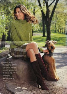 Saks Fifth Avenue Catalog | Saks Fifth Avenue Catalog | Airedale Reagan