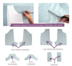 peto de bebé - ropa DIY