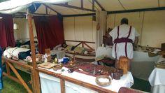 Roman surgeon at Caerleon.