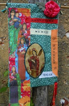 The Prayer Flag Project: Prayer Flags from France