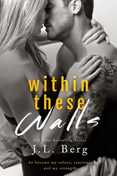 One of my favorite couples return in J.L. Berg's upcoming release of Beyond These Walls and I have to tell you I am so nervous.   Today I ...