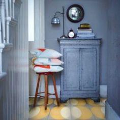 Consigli per la casa e l' arredamento: Pareti carta da zucchero: foto, idee e consigli di...