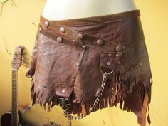 Image result for leather tribal