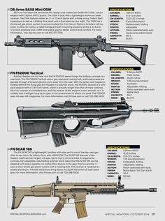 Weapons, FN , SCAR , RIFLE