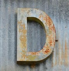 "The letter ""D"""