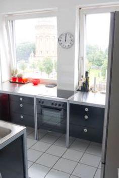 """Modulküche """"Udden"""", Ikea Küchenmodul, Küche, Udden, Ikea, Living ...   {Modulküche ikea udden 26}"""