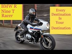 BMW R nine T Racer Coming in 2017