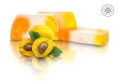 Milk Apricot Handmade Soap! www.herbalhomeboutique.com