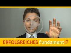 Das Fundament DEINES Lebens - die 4 Bereiche des Glücks!   Folge 076   Maxim Mankevich - YouTube