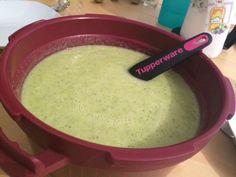 Soupe poireau brocoli pdt