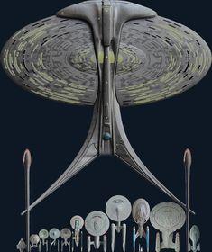 Star Trek, Starships and Toys