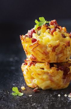 [orginial_title] – CJ McC Crispy mac and cheese muffins Lunch Box Recipes, Breakfast Recipes, Mac And Cheese Muffins, Vegetarian Recipes, Cooking Recipes, Healthy Lunches For Kids, Savory Snacks, Recipes From Heaven, Unique Recipes