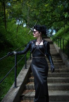 Model, mua, styling, photo Magda Corvinus