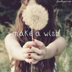 Make A Wish Pictures, Photos, and Images for Facebook, Tumblr, Pinterest, and Twitter