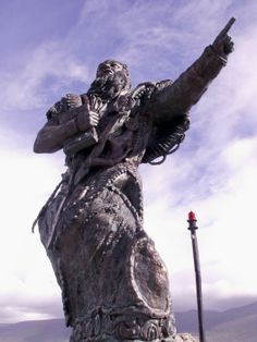 Brendan the Navigator, Fenit, County Kerry Ireland