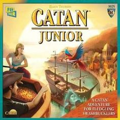 Catan Junior for ages six and up - Boing Boing