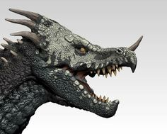 1 100th Scale Godzilla 2014 Statue By Fritofrito On