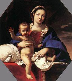 María y el Niño.