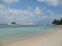 Pantai Babi Besar, Pulau Belitung
