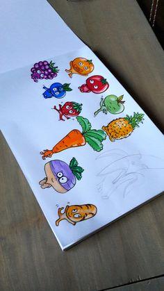 Virginie Berne et ses illustrations enfantines