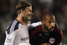 David Beckham, Thierry Henry.. loves!