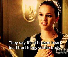 Blair Waldorf quote #gossip girl