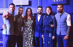 India captain Virat Kohli on Tuesday received the Polly Umrigar Award for being the best international cricketer for the and seasons at the annual BCCI awards.virat kohli star attraction at bcci awards function