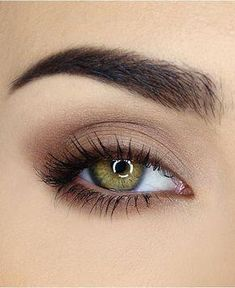 Beauty Make-up, Natural Beauty Tips, Beauty Care, Natural Makeup, Beauty Hacks, Beauty Skin, Beauty Ideas, Face Beauty, Natural Eye Makeup Step By Step