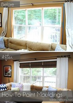 Love the window drapes and blinds. Maybe for my big window in the living room?