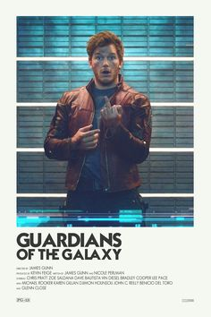 Guardians of the Galaxy alternative movie poster Print available HERE