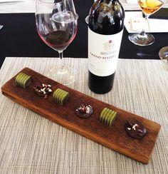 Kendall Jackson Estate's Reserve Wine & Food Pairing: Healdsburg, California