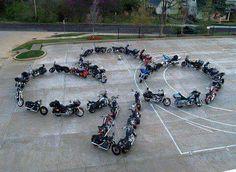 St pattys day biker style