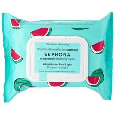 Shop Sephora Collection's Cleansing & Exfoliating Wipes at Sephora. This collection of cleansing and makeup-removing wipes, each features a skin-refreshing benefit. Makeup Remover Wipes, Makeup Wipes, Best Face Wipes, Skin Care Tips, Skin Care Regimen, Exfoliate Face, Best Face Products, Hair Products, Makeup Products