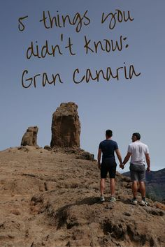 5 interesting facts about Gran Canaria by the Nomadic Boys