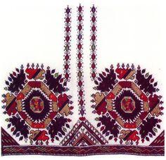 Embroidery motif from Skopska blatija