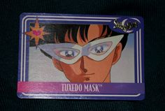 Sailor Moon Trading Card #18 Bandai 1995 Kodansha Toei Naoko Takeuchi