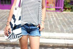 Ohé Mon Capitaine  #blog #mode #stripes #navy #summer #fashion #marinayachting #paris