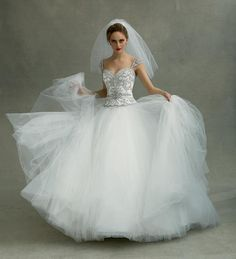 Eve of Milady 1484: buy this dress for a fraction of the salon price on PreOwnedWeddingDresses.com