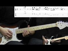 ▶ Jimi Hendrix - The Wind Cries Mary Solo - Blues Guitar Lesson (with TABS) - YouTube