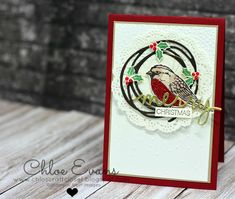 Christmas in July - Best Birds, Time of Year, Holly Jolly Greetings, Stampin'…