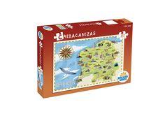 Puzzle Mapa de Galicia