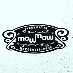 Welcome to Mowmow the most hottest Korean fusion restaurant in Korea!  We serve the most exclusive Korean traditional food and drinks, such as Green Grape Makgeolli!  Beautiful ladies and gentlemen visit our places in different locations in Seoul! Please follow subaccounts below If you wish to receive English feeds from us :D @mowmow_apgujeong @mowmow_itaewon @mowmow_gndgil @mowmow_hongdae  항상 멋진 분들이 모이는 이곳, 모우모우. 한국 정통의 음식과 다른 음식의 완벽한 조화. 한국 퓨전 음식의 별미를 청포도막거리 및 특별히 만들어진 수제맥주와 함께 즐겨보세요!  맞팔…